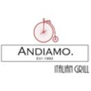 Andiamo Italian Bar & Grill Menu