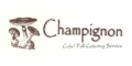 Champignon Menu