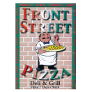 Front Street Pizza Menu
