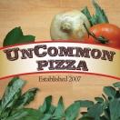 UnCommon Pizza Menu