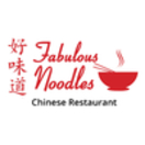 Fabulous Noodles Menu