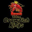 Bayou Kitchen Crawfish King Menu
