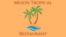 Meson Tropical Menu