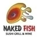 Naked Fish Menu