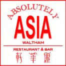 Absolutely Asia Menu
