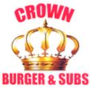Crown Burgers & Subs Menu