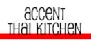 Accent Thai Kitchen Menu