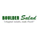 Boulder Salad Healthy Wrap & Soup House Menu