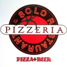 Solo Pizza Menu