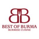 Best of Burma2 Menu
