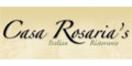 Casa Rosaria's  Menu