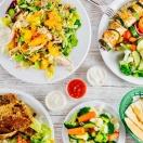 Chicken Maison Healthy Mediterranean Cuisine Menu