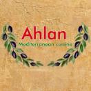 Ahlan Mediterranean Cuisine Menu