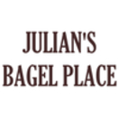 Julian's Bagel Place Menu