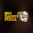 Big Daddy Pizza Menu