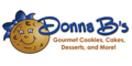 Donna B's Bakery Menu
