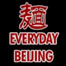Everyday Beijing Menu