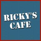 Ricky's Cafe Menu