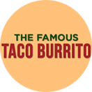 The Famous Taco Burrito Menu
