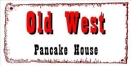 Old West Pancake House Menu