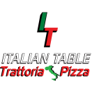 Italian Table Trattoria / Pizza Menu
