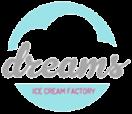 Dreams Ice Cream Menu
