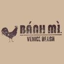 Banh Mi. Venice Menu