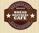 Bread Brothers Bagel Cafe Menu