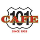 101 Cafe Menu