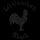 LQ Chicken Shack Menu