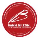 Ban Mi Zon Menu