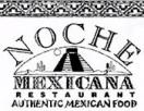Noche Mexicana II Menu