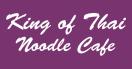 King Of Thai Noodle Cafe Menu
