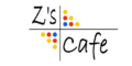 Z's Cafe Menu