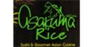Asakuma Rice Menu