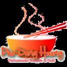 Pho Dong Huong Menu