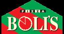Pizza Bolis Menu