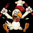 Angry Chicken Menu
