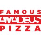 Famous Amadeus Pizza Menu