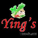 Ying's Thai-Sushi Menu