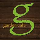 Garden Cafe Menu