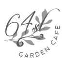 64st Garden Cafe Menu