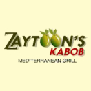 Zaytoon's Kabob Menu