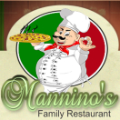 Mannino's Pizza & Family Restaurant Menu