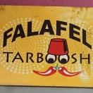Falafel Tarboosh Menu