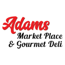 Adams Market Place and Gourmet Deli Menu