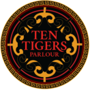 Ten Tigers Parlour Menu