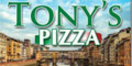 Tony's Pizzeria Menu