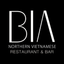 Bia Vietnamese Restaurant & Bar Menu