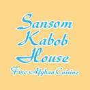 Sansom Kabob House Menu